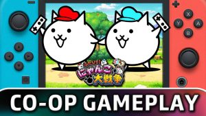 battle cats co-op gameplay